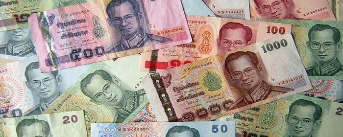 Geld in thailand