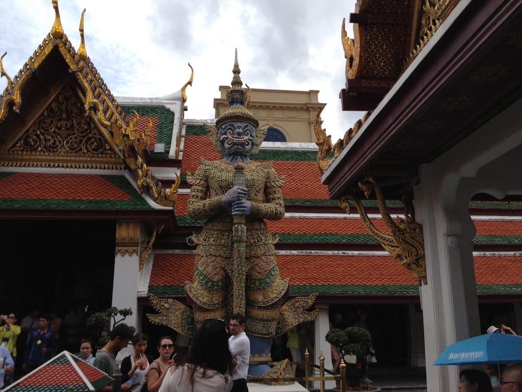 Grand Palace, Bangkok bezienswaardigheid,