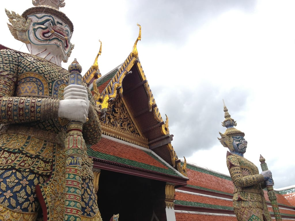 Grandpalace in Bangkok