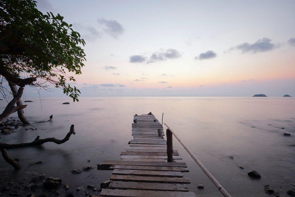 Koh eiland van Thailand