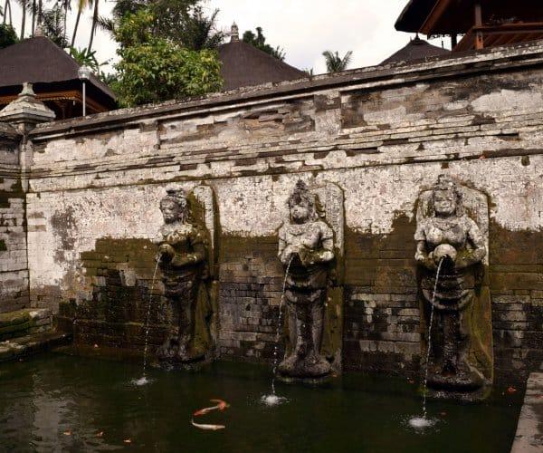 De Olifantengrot in Ubud