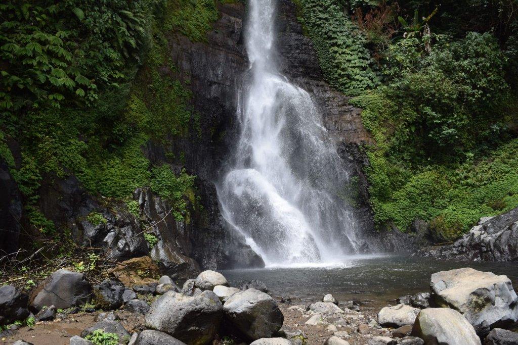 mooiste watervallen op Bali  - Gitgit waterval in Bali