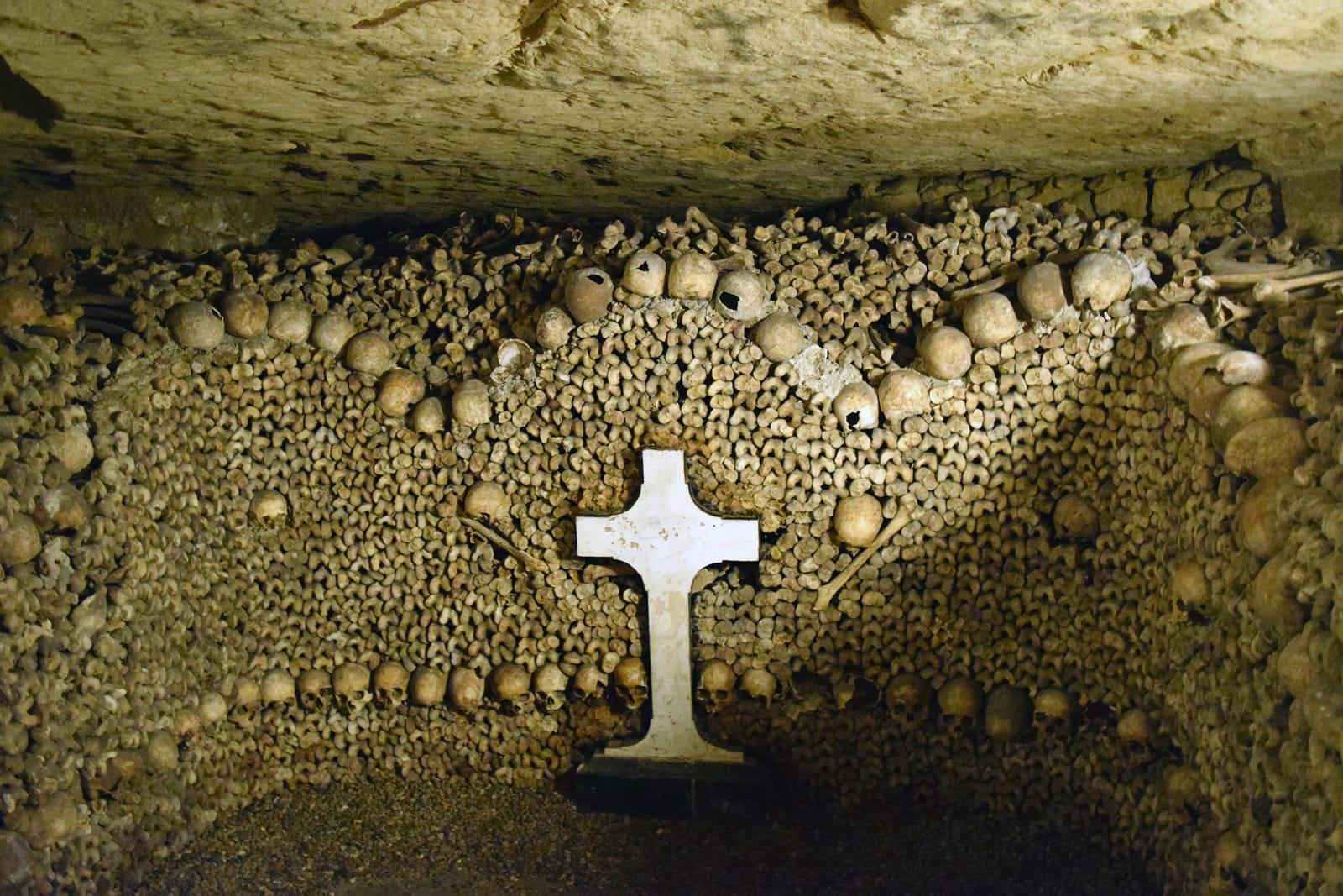 Catacomben in Parijs