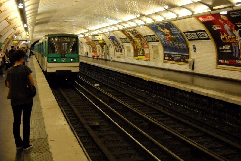 Metro Parijs (metro kaart, metro zones, metro app)