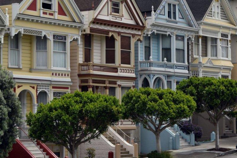 Painted ladies het Notting Hill van San Francisco