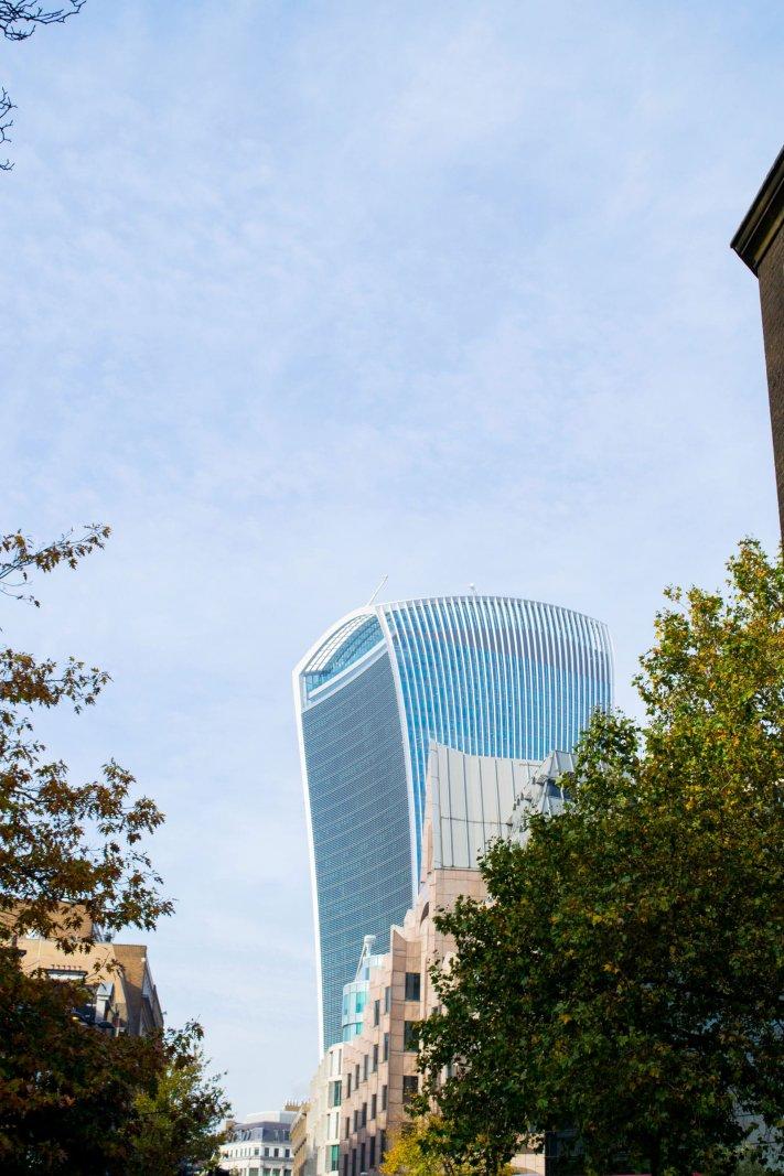 De Walkie Talkie, het lelijkste gebouw in Londen