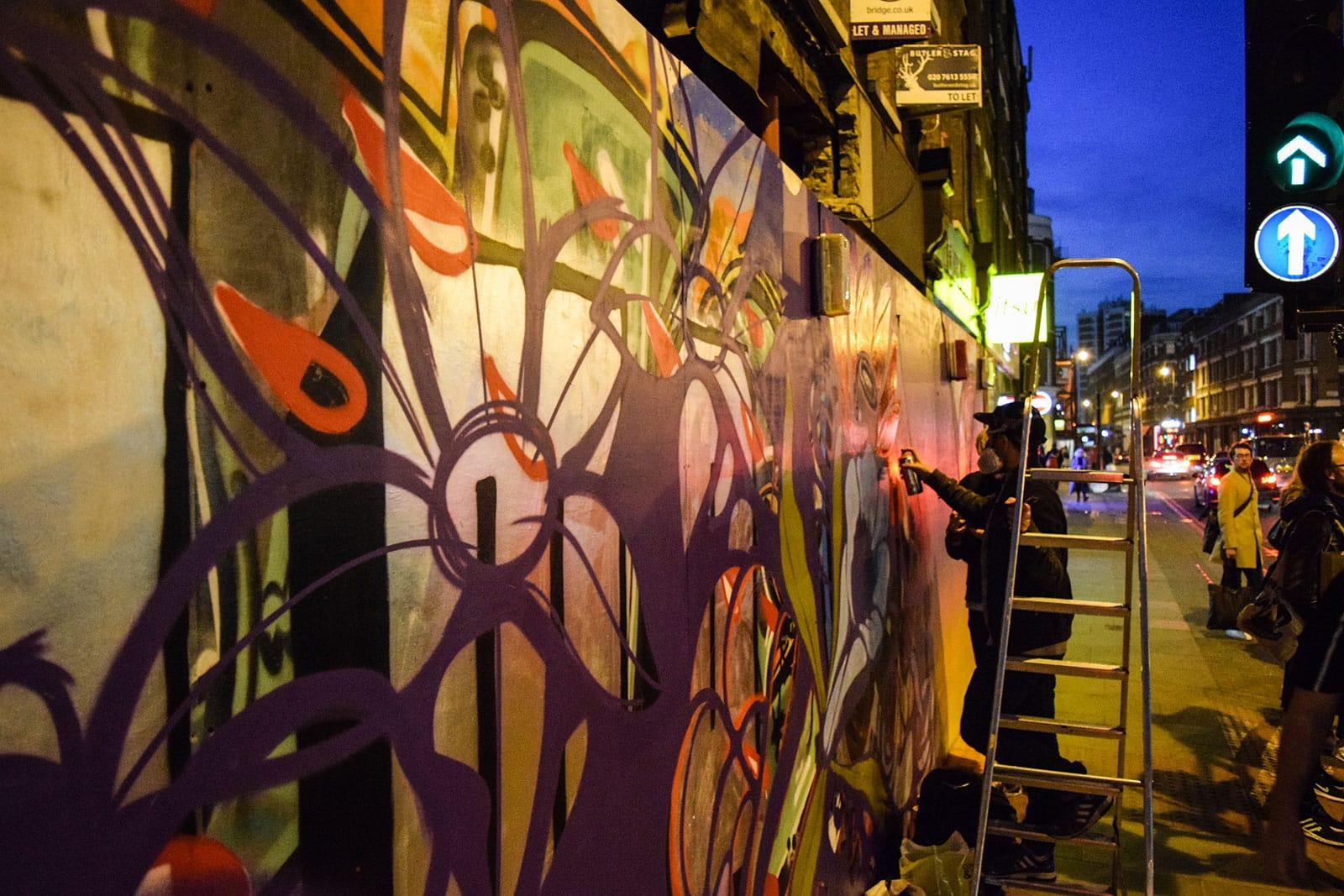 Londen street art