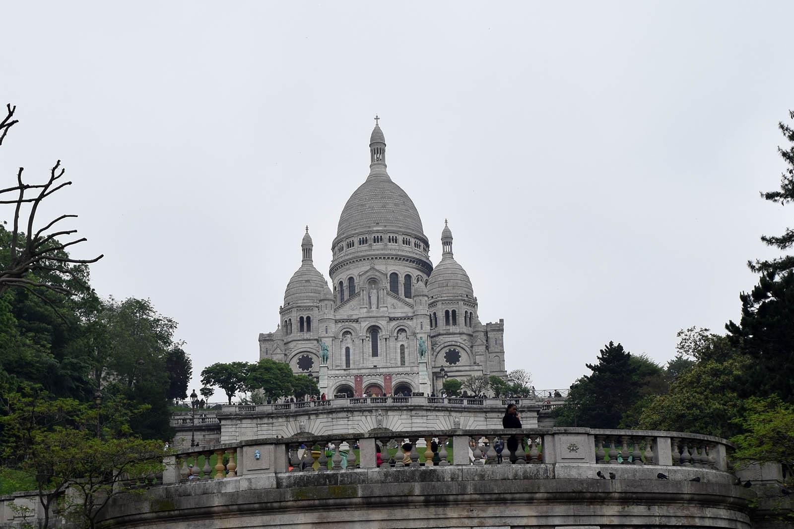 Budgettips Parijs - Sacré Coeur in Parijs