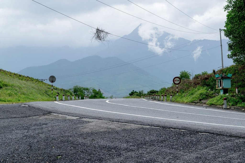 Begin de Hai Van Pass