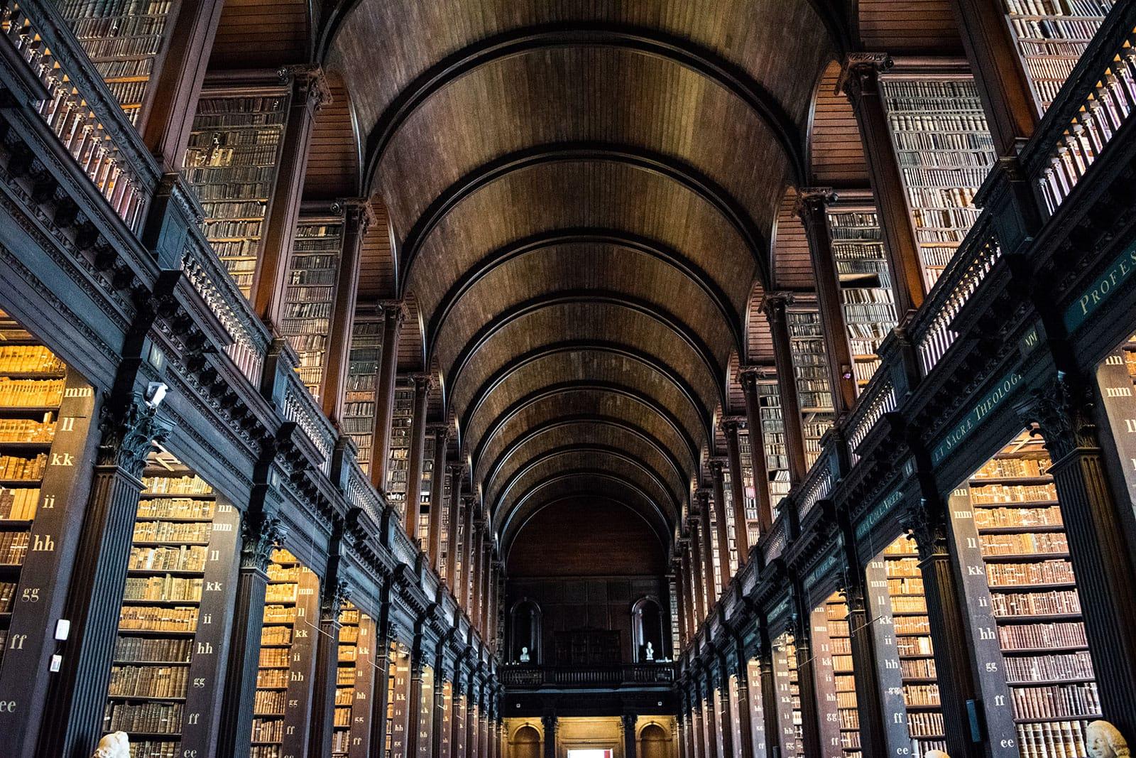 Stedentrip Dublin - Books of Kells