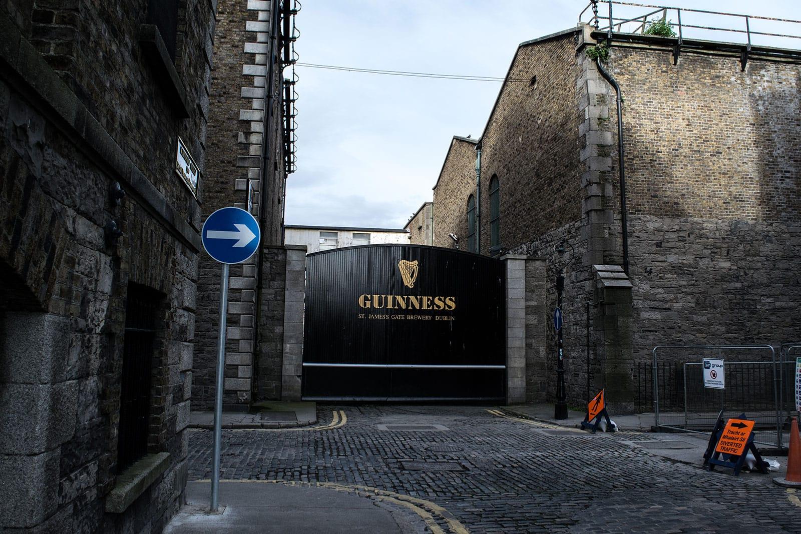 Stedentrip Dublin - Guinness Storehouse