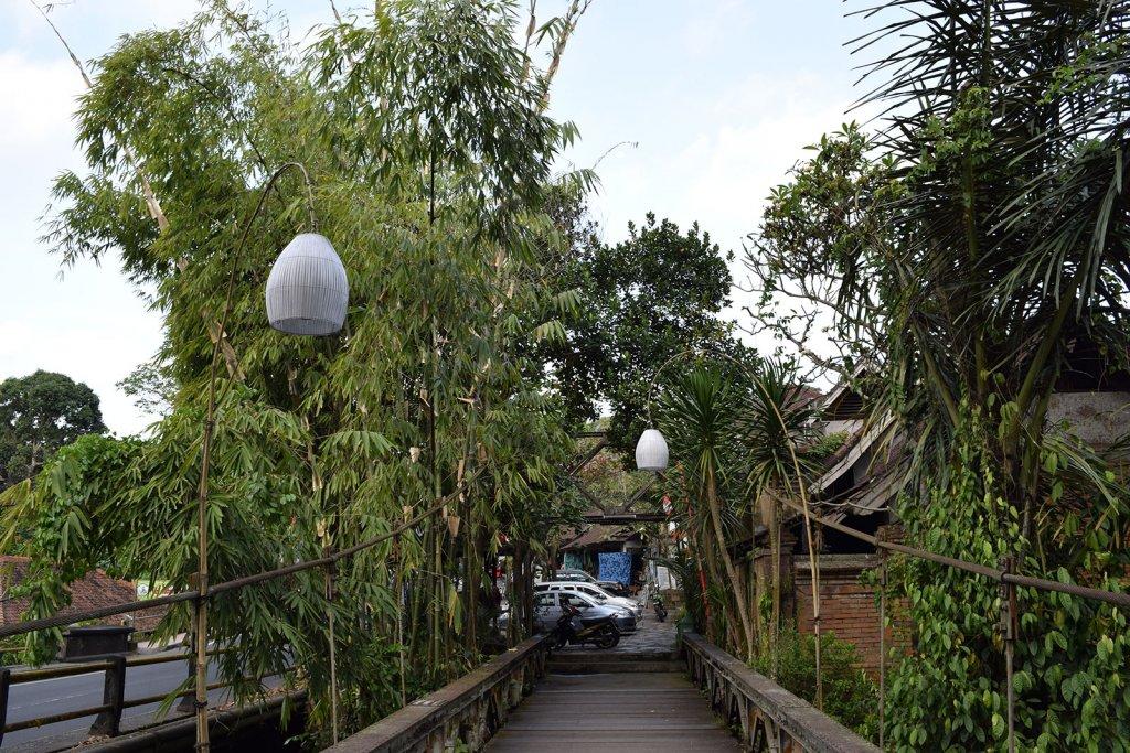 Reisroute Bali - Ubud