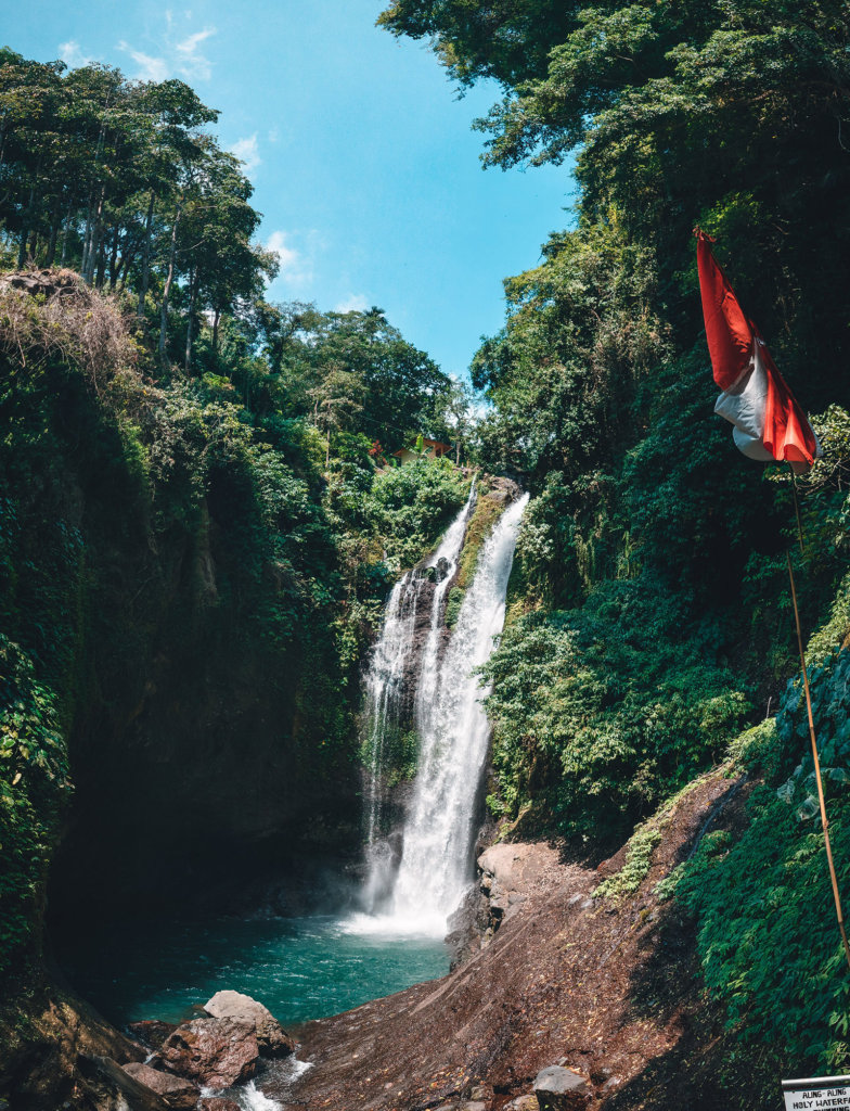 Bali waterval