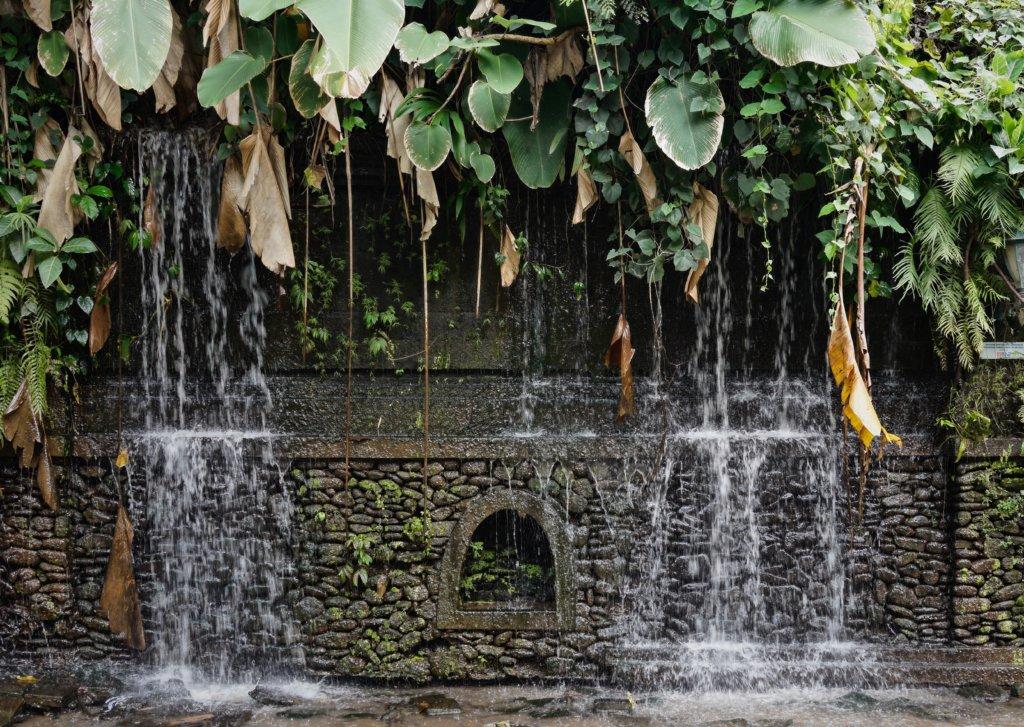 Beste tijd Bali - regen