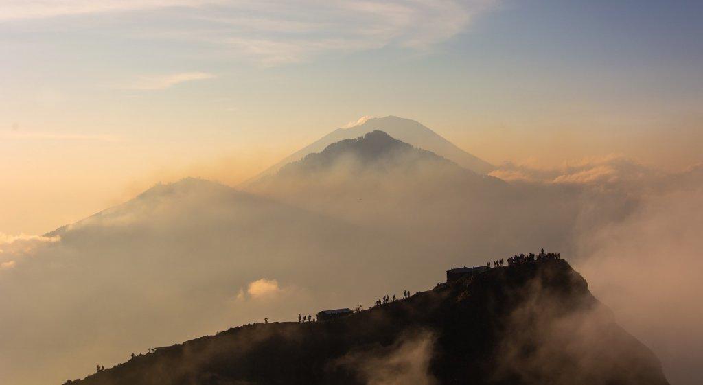 Vulkaan beklimmen in bali