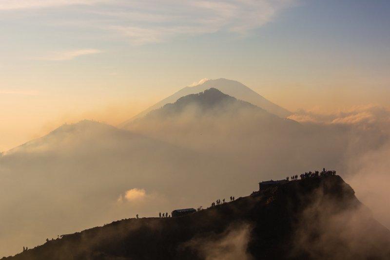 Vulkaan beklimmen in Bali (Agung Batur)