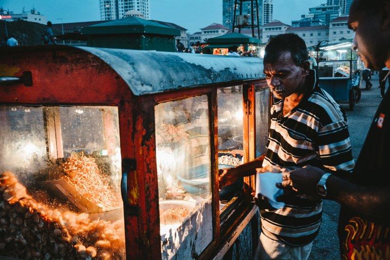 Sri Lanka budget - kostenvoor eten, drinken, accommodatie en excursies