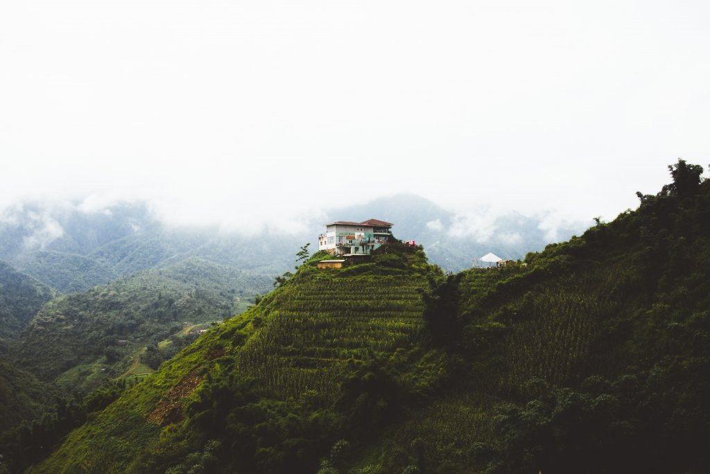 Backpack route Vietnam - Sapa