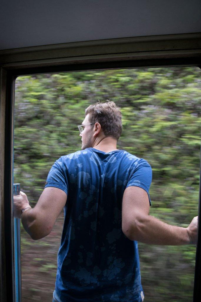 De beruchte treinreis - reisroute voor Sri Lanka