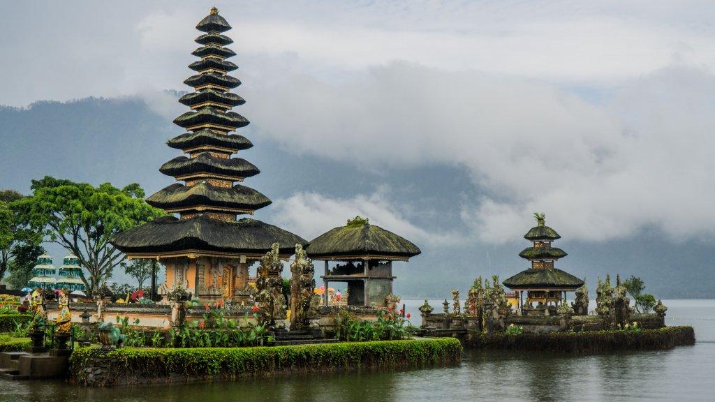 Pura Ulun Danu Bratan in Bali