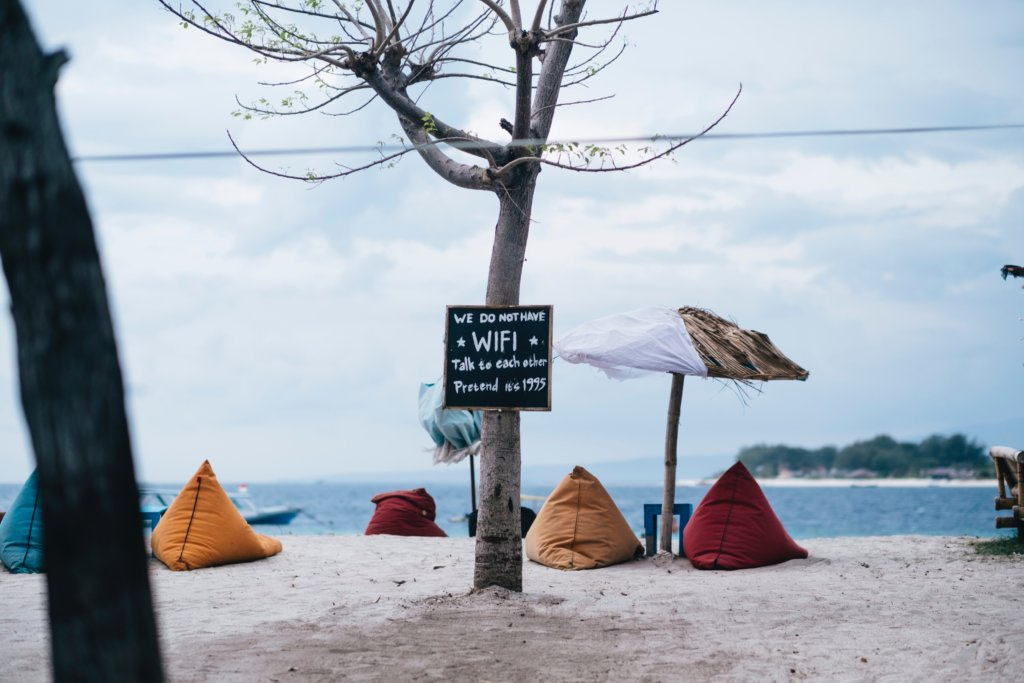 Gili Trawangan strand