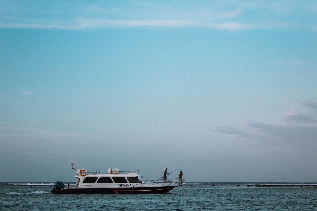 Reizen naar de Gili eilanden