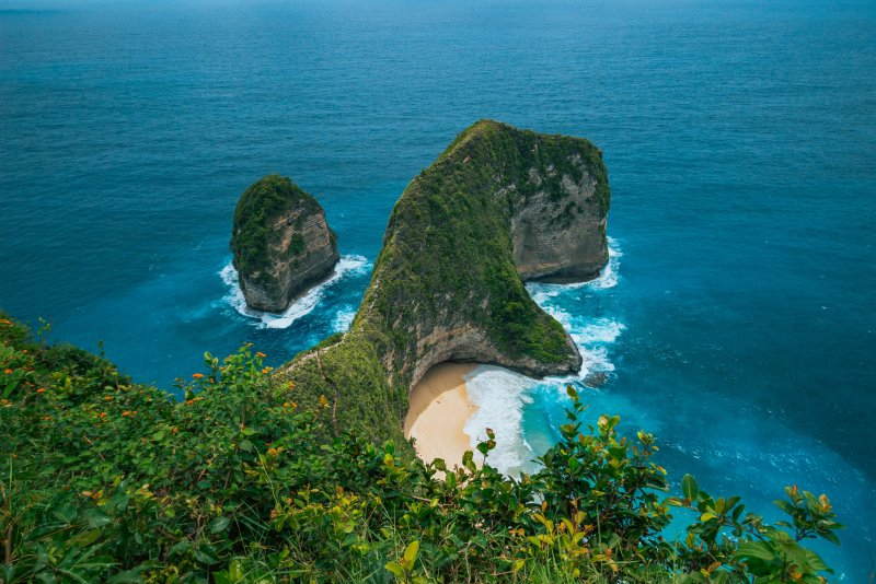 Nusa Penida: eiland bij bali (wat te doen, stranden, hostels)