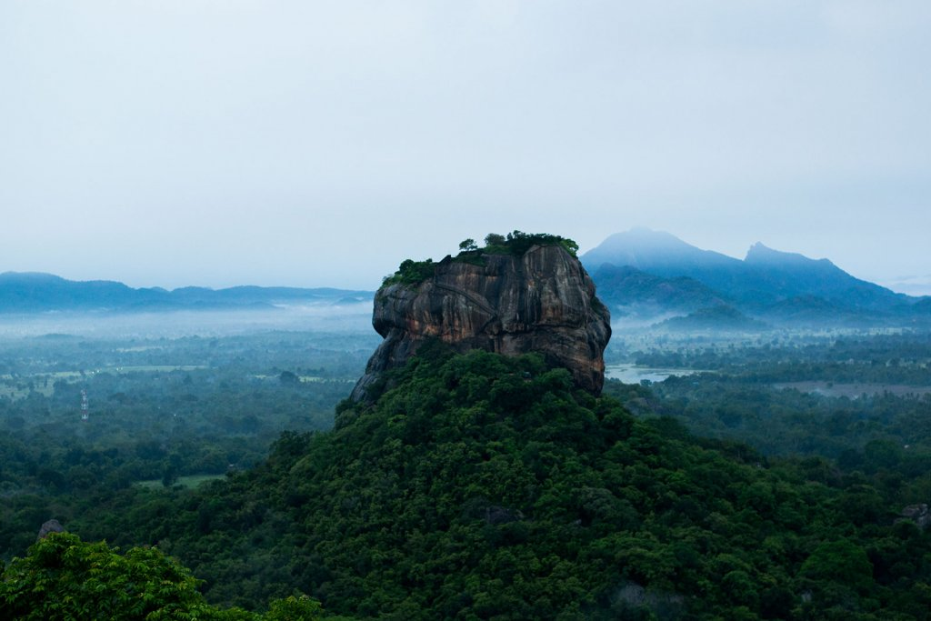 Lion Rock in Sri Lanka | Beste reistijd Sri Lanka