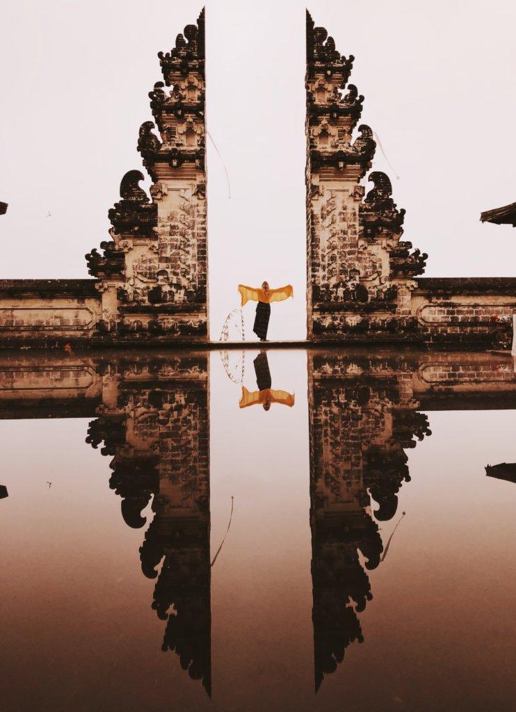 Reisroute Bali 2 weken