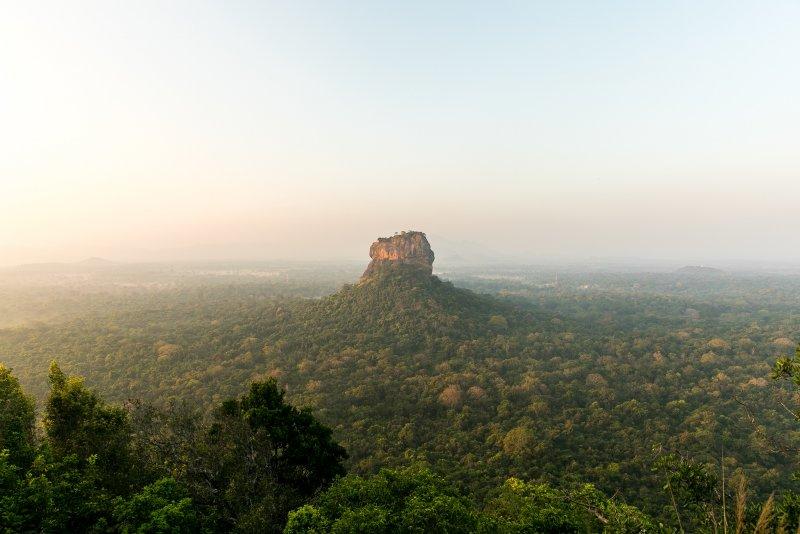 Sigiriya: ontdek de beruchte leeuwen rots