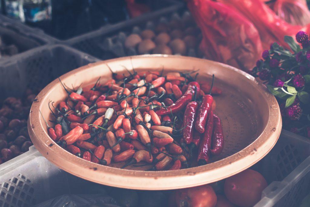 Bali eten street feed