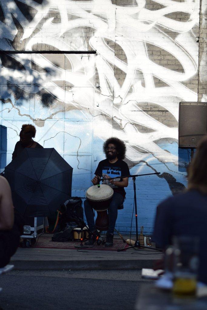 Optreden bij Urban Spree
