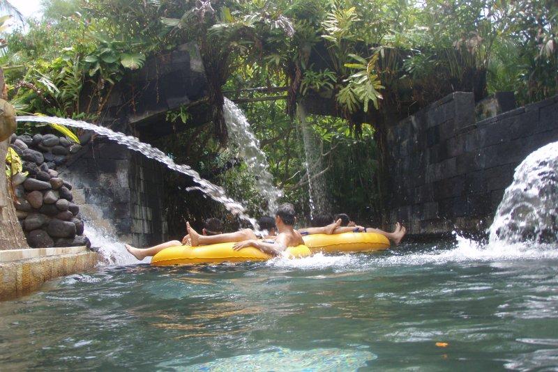 Ontdek de 5 leukste waterparken van Bali