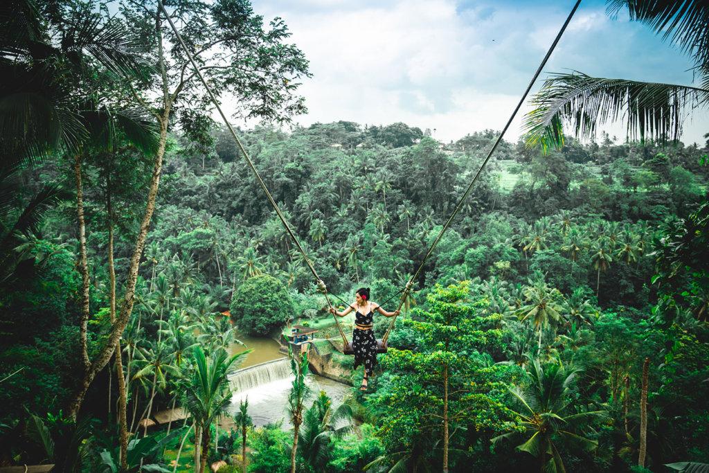 swings Bali