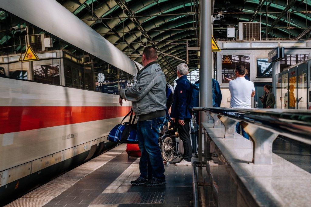 Reizen met de trein naar Berlijn