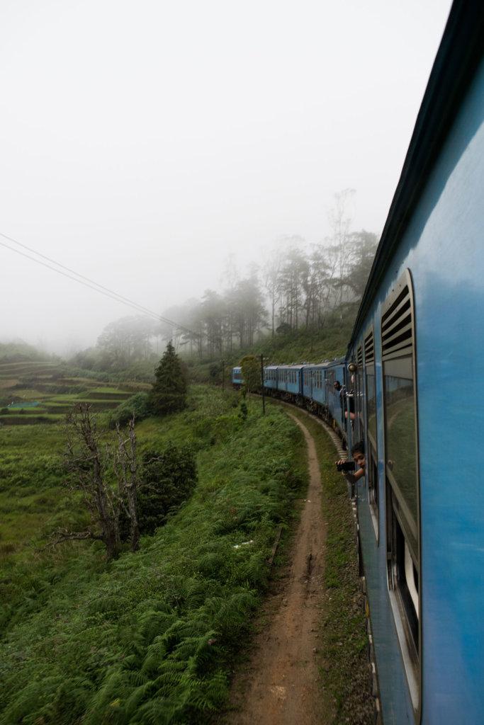 Treinreis van Kandy naar Ella
