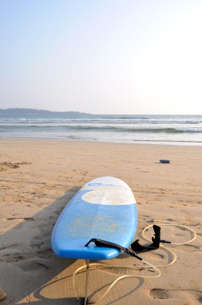 Surfplank huren