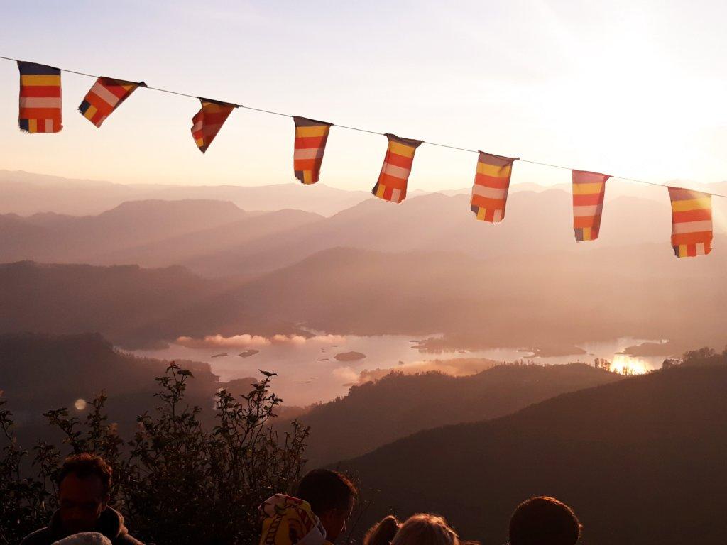 Sri Lanka Adems Peak