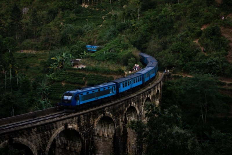 De trein van Kandy naar Ella (Alle reistips over deze prachtige treinreis)