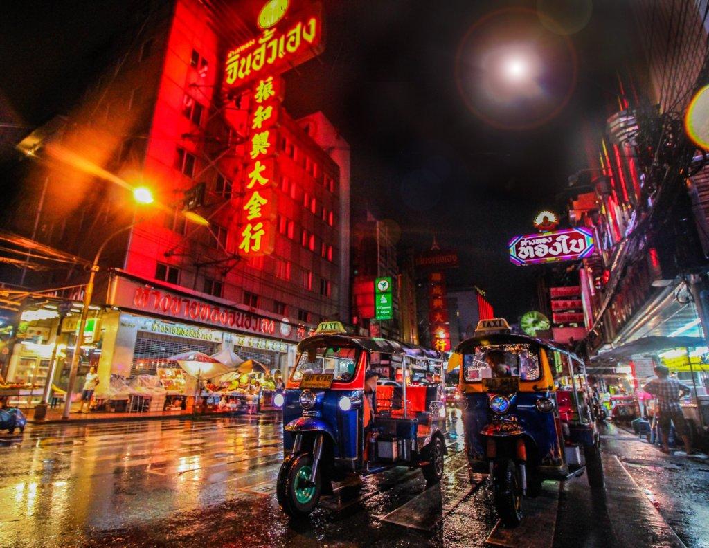regen - Thailand beste reistijd