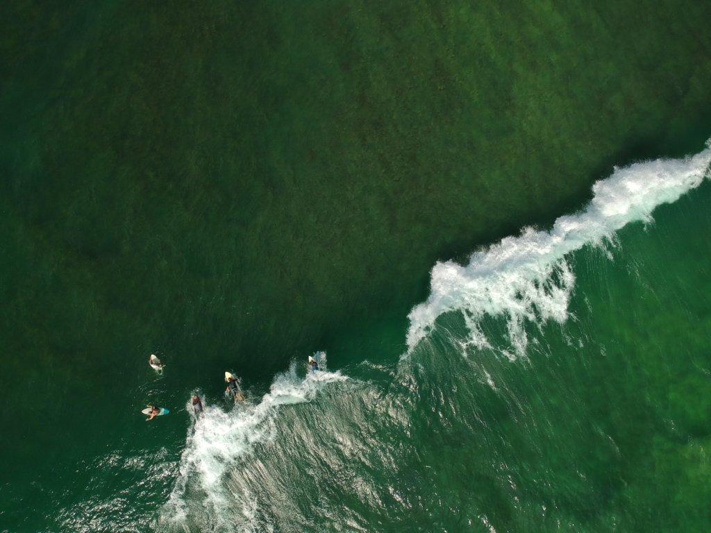 Surf locatie Sri Lanka Midigama