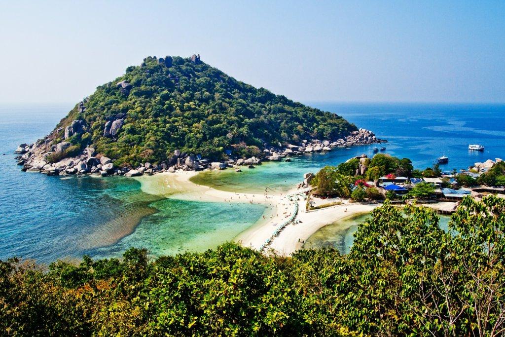 Koh Tao, prachtig snorkel eiland