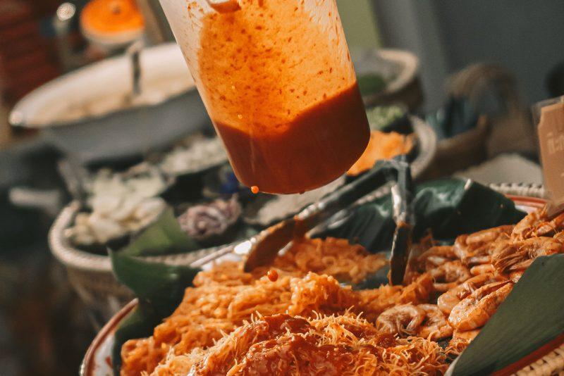 Thailand eten en drinken (tips over de voedsel cultuur van Thailand)