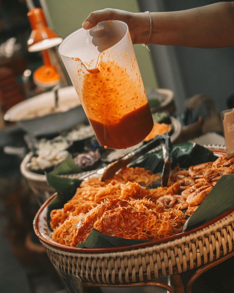 Thailand eten en drinken