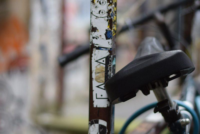 Street art spotten in de Hackescher Markt Berlijn