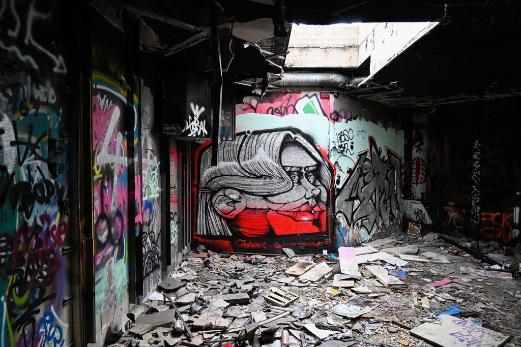 Urbexen in Berlijn