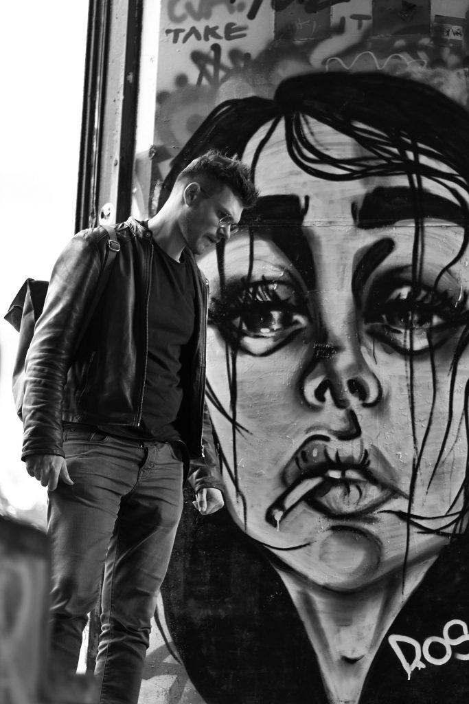 Graffiti Blub Berlijn